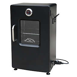 Landmann USA Smoky Mountain 26-Inch Vertical Electric Smoker with Window