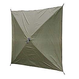 Clam Outdoors Wind Panel 3-Pack for Screen Shelters in Green