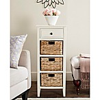 Safavieh Michaela Side Table in White
