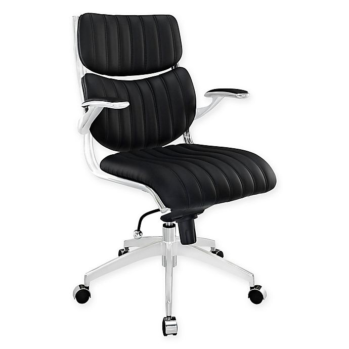 Alternate image 1 for Modway Escape Mid-Back Office Chair