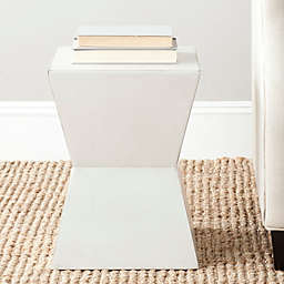 Safavieh Lotem Accent Table in White