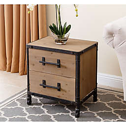 Abbyson Living® Northwood Nightstand in Natural