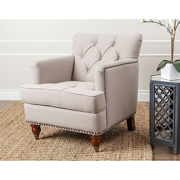 Alternate image 1 for Abbyson Living Tafton Club Chair in Beige