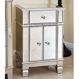 Abbyson Living® Sophie Mirrored Accent Chest