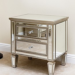 Abbyson Living® Omni Mirrored Accent Chest