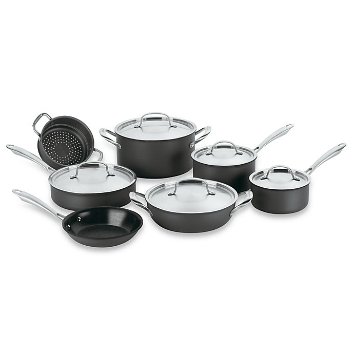 Alternate image 1 for Cuisinart® GreenGourmet™ Cookware Collection