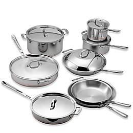All-Clad Copper Core® 14-Piece Cookware Set