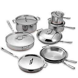 All-Clad Copper Core® 14-Piece Cookware Set