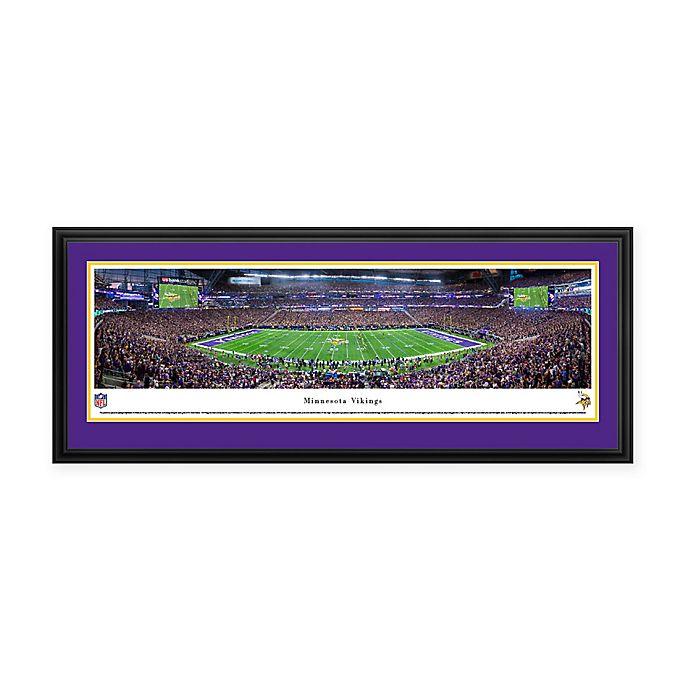 Nfl Minnesota Vikings U S Bank Stadium Panoramic Print