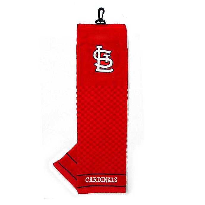 Alternate image 1 for MLB St. Louis Cardinals Golf Bag Towel