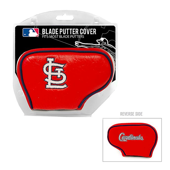 Alternate image 1 for MLB St. Louis Cardinals Blade Putter Head Cover