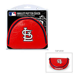 MLB St. Louis Cardinals Mallet Putter Head Cover