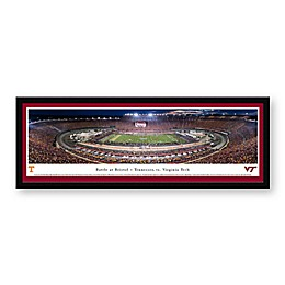 Blakeway Panoramas Battle at Bristol Print with Select Frame