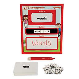 Teach My Kindergartener Spelling Set
