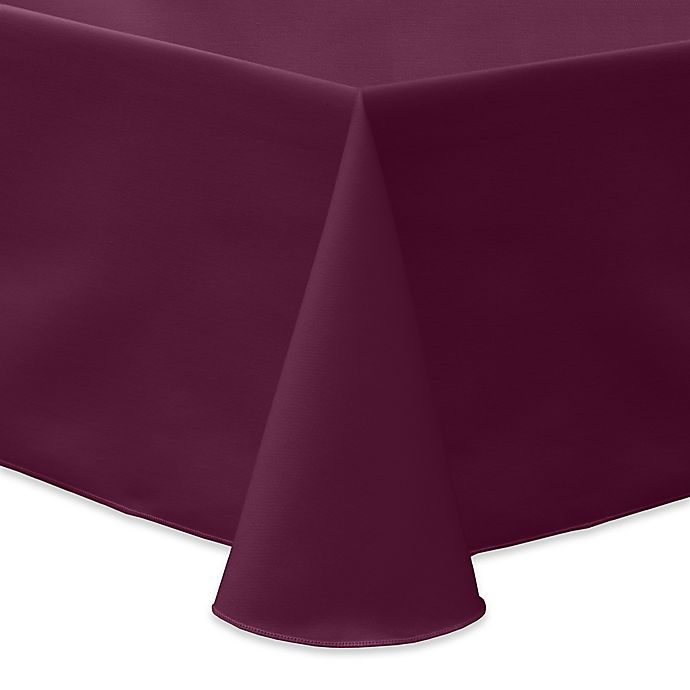 Alternate image 1 for Indoor/Outdoor Twill Tablecloth