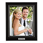 Grasslands Road™  Mr. & Mrs.  8-Inch x 10-Inch Picture Frame