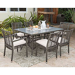 Panama Jack® Graphite Outdoor Seating Collection