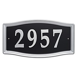 Whitehall Products Easy Street Address Sign