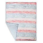 Burt's Bees Baby® Watercolor Stripe Organic Cotton Quilt in Lavender