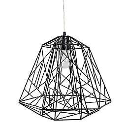 Varaluz® The Wright Stuff 1-Light Pendant in Black