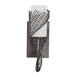 Varaluz® Flow 1-Light Wall Sconce in Steel