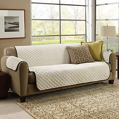 slip covers for sofa Sofa Slipcovers & Couch Covers   Bed Bath & Beyond slip covers for sofa