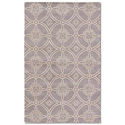 Jaipur Timeless By Jennifer Adams 2-Foot x 3-Foot Tufted Whitehall Rug in Grey