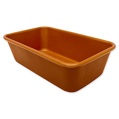 Gotham™ Steel Ti-Cerama™ Nonstick Copper Loaf Pan