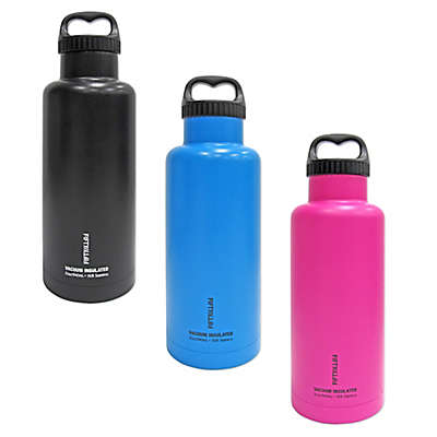 FIFTY/FIFTY Double-Wall Vacuum Insulated 32 oz. Water Bottle