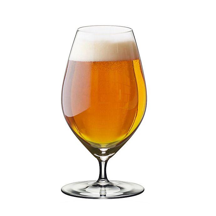 Alternate image 1 for Riedel® Veritas Beer Glasses (Set of 2)