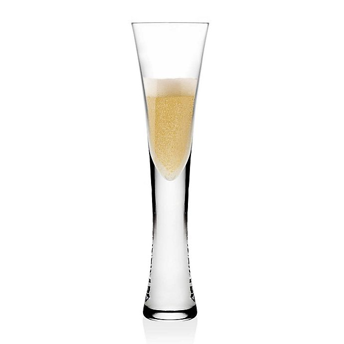 Alternate image 1 for Godinger Finley Champagne Flutes (Set of 2)