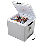 Koolatron 48-Can Voyager Cooler in Grey/White