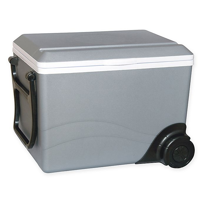Alternate image 1 for Koolatron™ W75 Kool Wheeler Cooler
