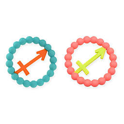 chewbeads® Baby Zodies Sagittarius Teether