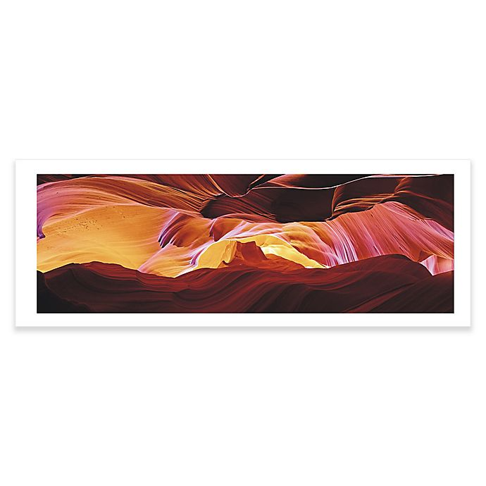 Alternate image 1 for Elementem Photography 20-Inch x 60-Inch Photographic Wall Art of Antelope Monument Valley