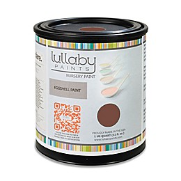 Lullaby Paints Baby Nursery Wall Paint Collection in Leather Strap
