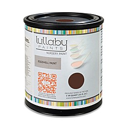 Lullaby Paints Nursery Wall Paint Collection in Bittersweet Morsels