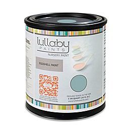 Lullaby Paints Baby Nursery Wall Paint Collection in Rain Cloud