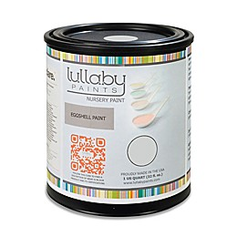 Lullaby Paints Nursery Wall Paint Collection in Silver Wolf