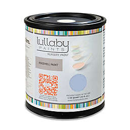 Lullaby Paints Baby Nursery Wall Paint in Monday Blues