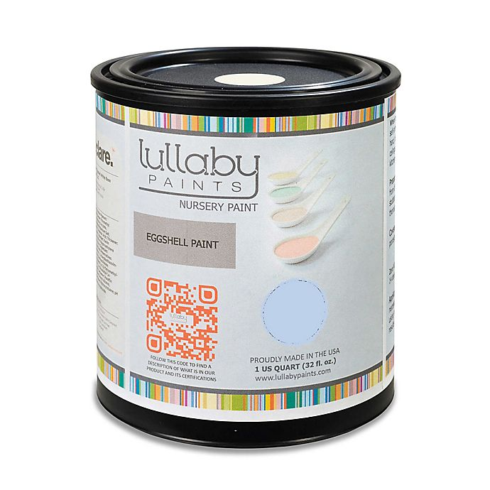 Alternate image 1 for Lullaby Paints Baby Nursery Wall Paint in Baby Boy Blue