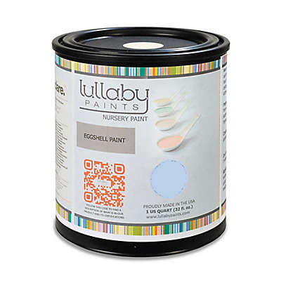 Lullaby Paints Baby Nursery Wall Paint in Baby Boy Blue