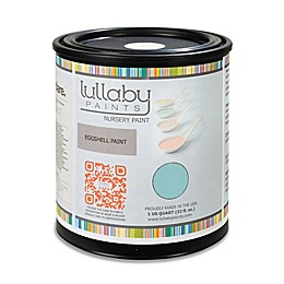 Lullaby Paints Nursery Wall Paint Collection in Coastal Shore