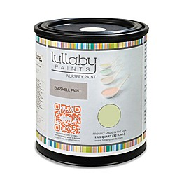 Lullaby Paints Nursery Wall Paint Collection in Fresh Kiwi