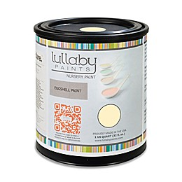 Lullaby Paints Nursery Wall Paint Collection in Creamy Chiffon