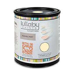 Lullaby Paints Baby Nursery Wall Paint in Creamy Chiffon