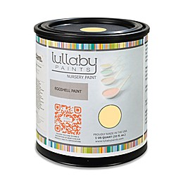 Lullaby Paints Nursery Wall Paint Collection in Morning Sunrise