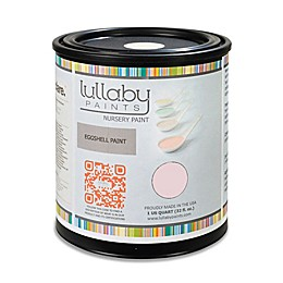Lullaby Paints Nursery Wall Paint Collection in Softest Pink