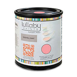 Lullaby Paints Baby Nursery Wall Paint in Vintage Pink