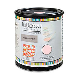 Lullaby Paints Baby Nursery Wall Paint in Pretty in Pink